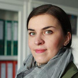 mgr Małgorzata Klauze